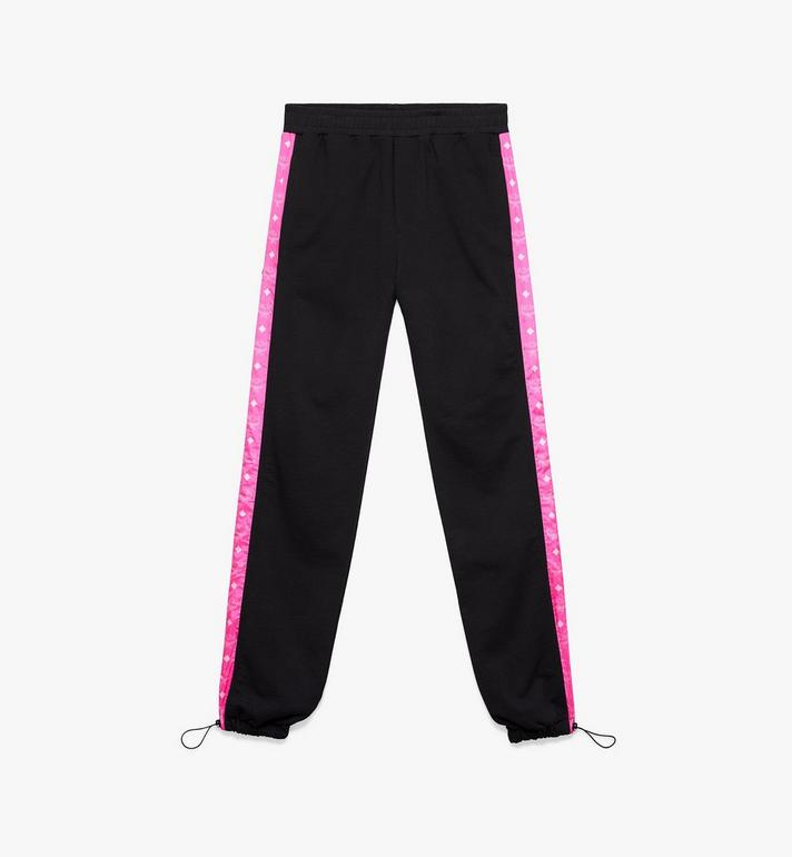 MCM Women's Flo Sweatpants Black MFP9ALC10BK00L Alternate View 1