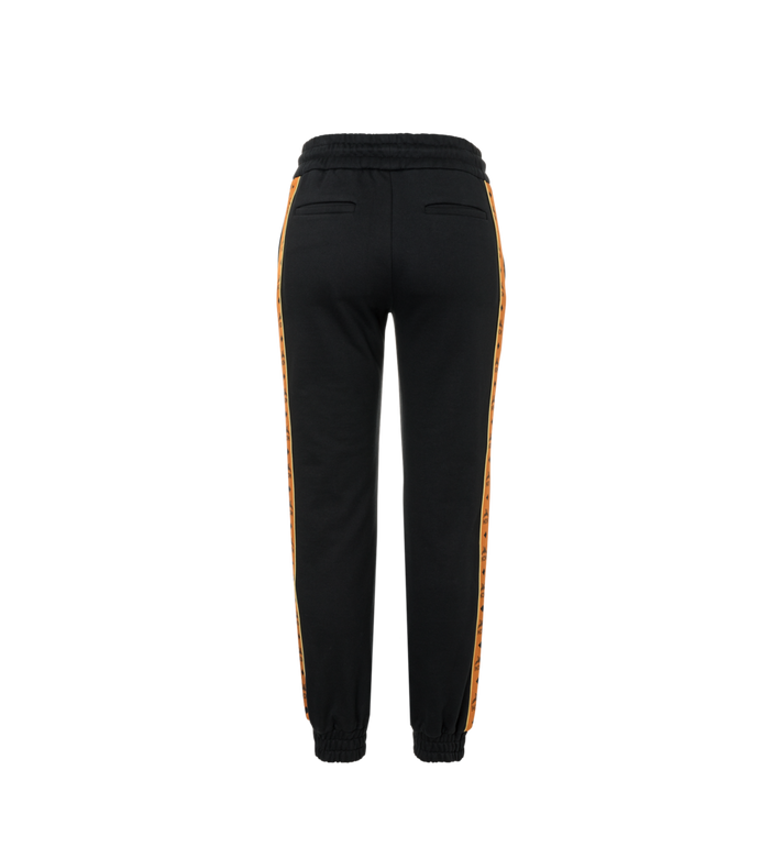 MCM Women's Basic Joggers Black MFP9SMM44BK00M Alternate View 3