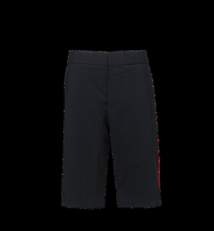 MCM Pantalon ajusté en laine pour femme Alternate View