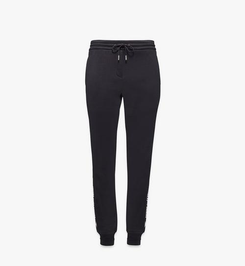 Women's Intarsia Half Logo Sweat Pants