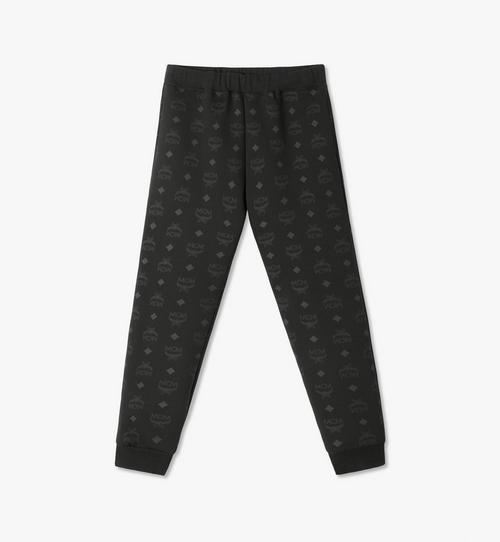 Pantalon de survêtement monogrammé réfléchissant MCM X PHENOMENON pour femme