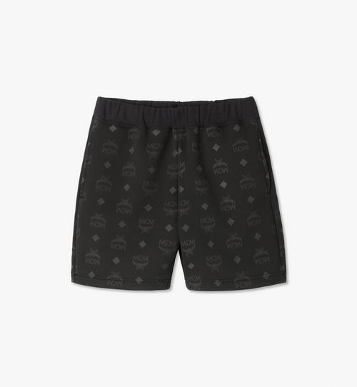 MCM x PHENOMENON Shorts mit reflektierendem Monogramm für Damen