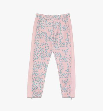 MCM Pantalon de survêtement à imprimé léofloral pour femme Alternate View
