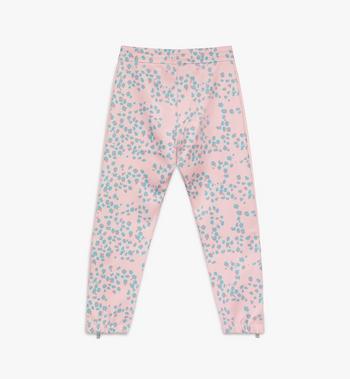 MCM Pantalon de survêtement à imprimé léofloral pour femme Pink MFPASSE01QI00S Alternate View 2