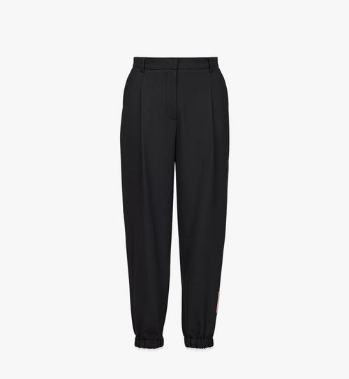 Pantalon de jogging en laine pour femme