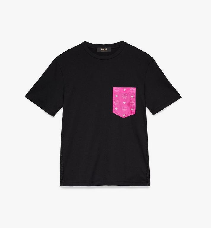 MCM Women's Flo Pocket T-Shirt Alternate View