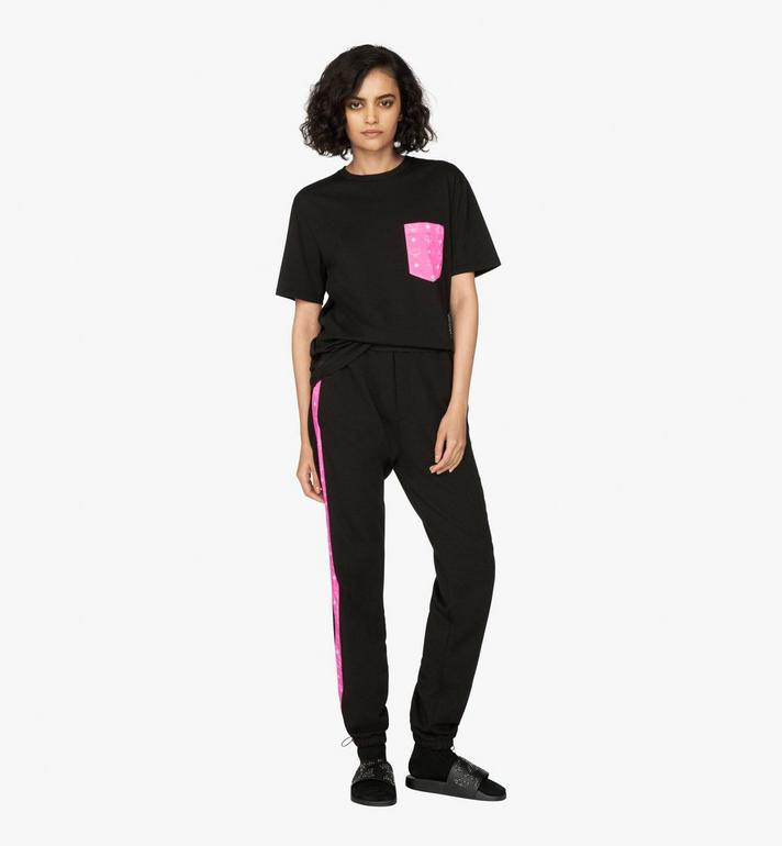 MCM Women's Flo Pocket T-Shirt Alternate View 4