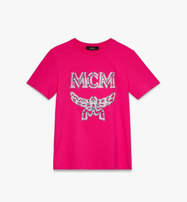 MCM 女款经典徽标T恤 Alternate View