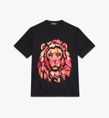 เสื้อยืดโลโก้ Munich Lion สำหรับผู้หญิง