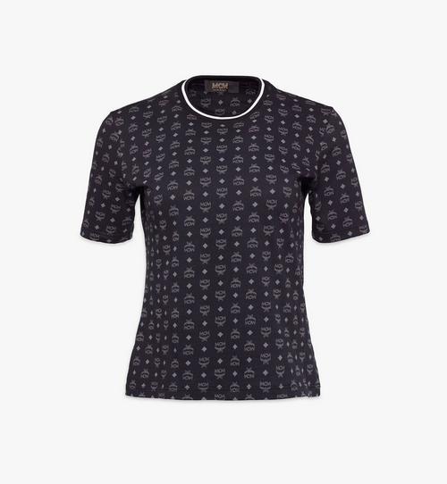 เสื้อยืดพิมพ์ลาย Visetos สำหรับผู้หญิง