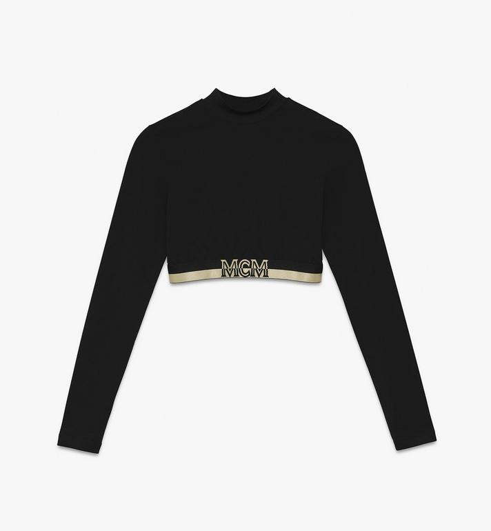 MCM Women's 1976 Crop Top Alternate View