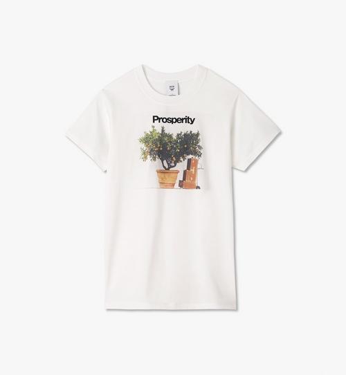 T-shirt MCM x PHENOMENON Prosperity pour femme