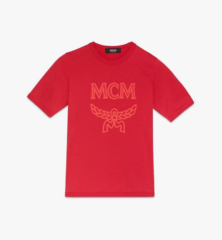 MCM Logo T-Shirt für Damen Alternate View