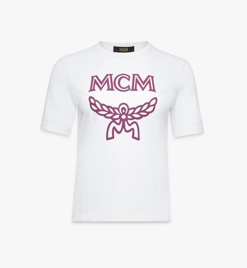 女士經典款 logo T 恤