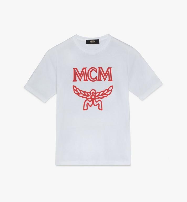 MCM 女士標誌T恤 Alternate View