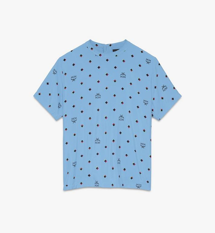MCM Women's 1976 Disco Diamond T-Shirt Alternate View