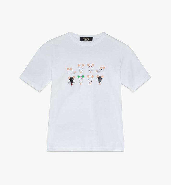 MCM Women's Year Of The Mouse T-Shirt Alternate View