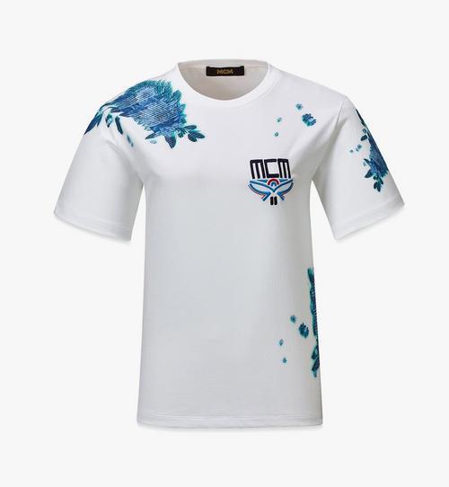 Women's Tech Flower Print T-Shirt