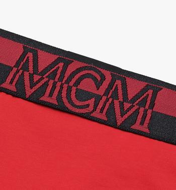 MCM 女士 1976 性感內褲 Red MFYASBM03RE00L Alternate View 3