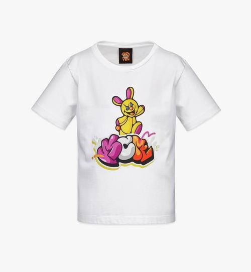 MCM x SAMBYPEN Girls' Animation Print T-Shirt