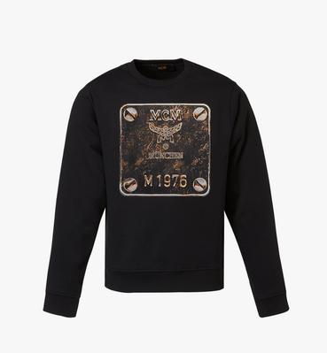 Men's Brass Plate Sweatshirt