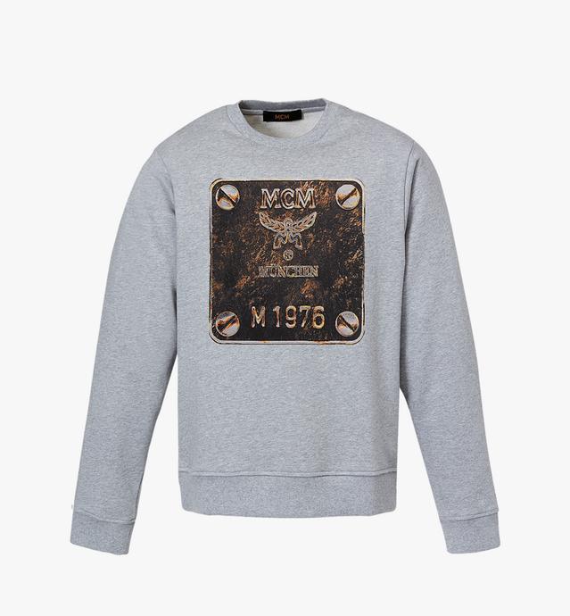 Men's Brass Plate Sweatshirt