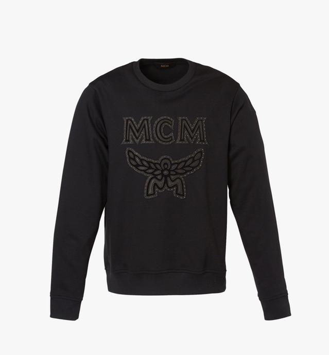 Men's Logo Studded Sweatshirt