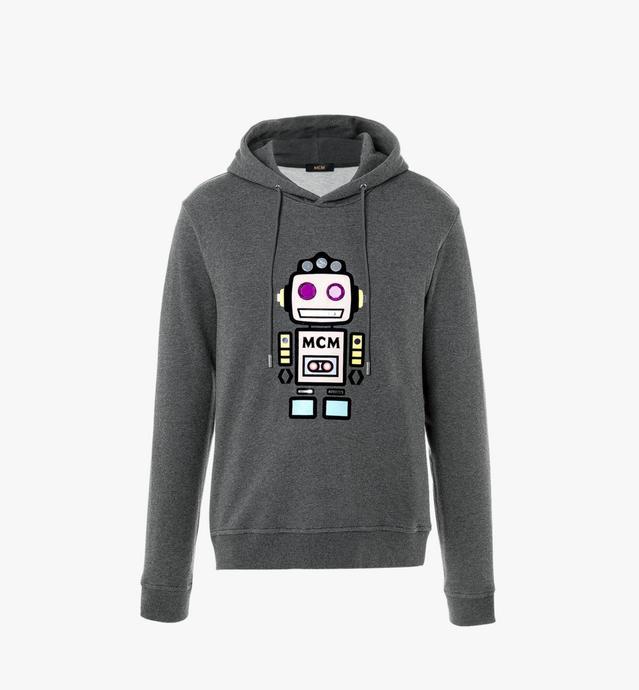Men's Robot Hoodie