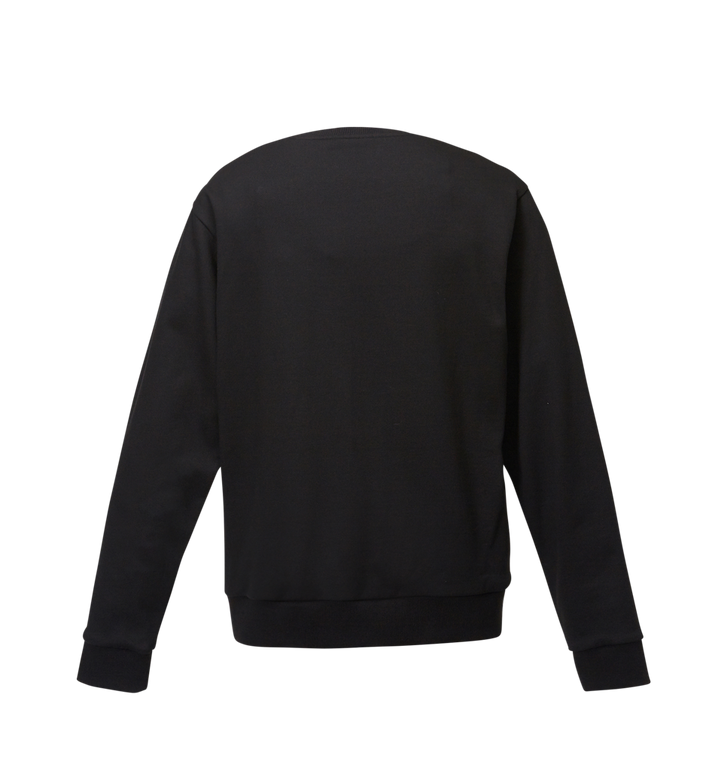 MCM 男士經典標誌套頭衫 Black MHA8SMM12BK00S Alternate View 3