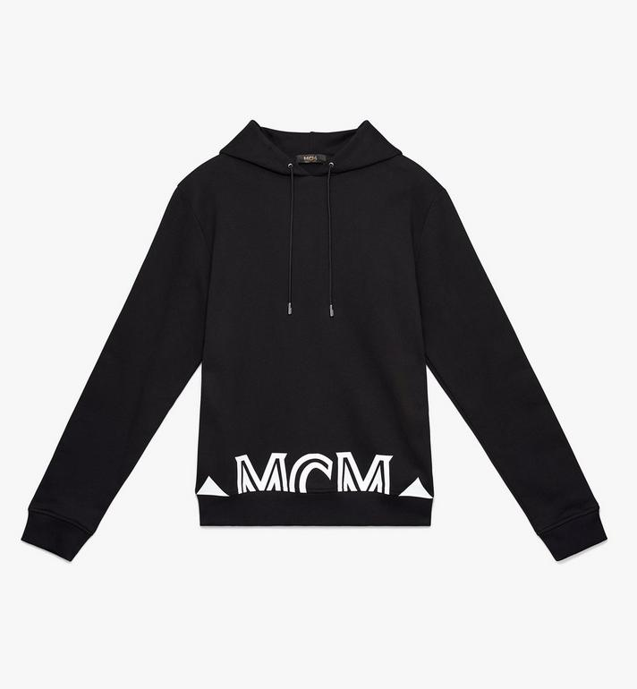 MCM Men's Milano Hoodie Black MHA9ADA72BK0XL Alternate View 1