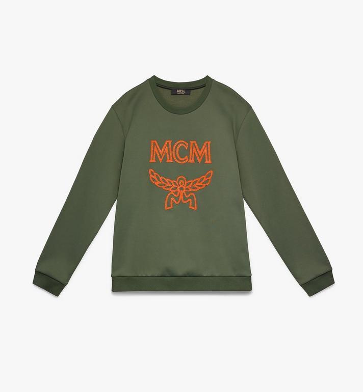 MCM 男士水鑽標誌運動衫 Alternate View
