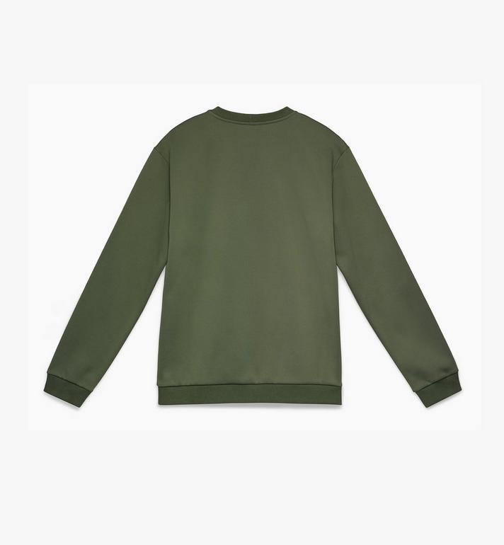MCM 男士水鑽標誌運動衫 Green MHA9AMM96G800M Alternate View 2