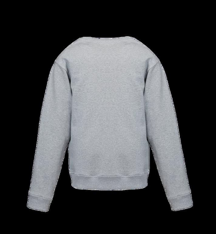 MCM Men's Logo Sweatshirt Grey MHA9SMM12EG00L Alternate View 3