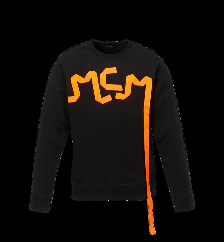 MCM Men's Logo Tape Sweatshirt Alternate View