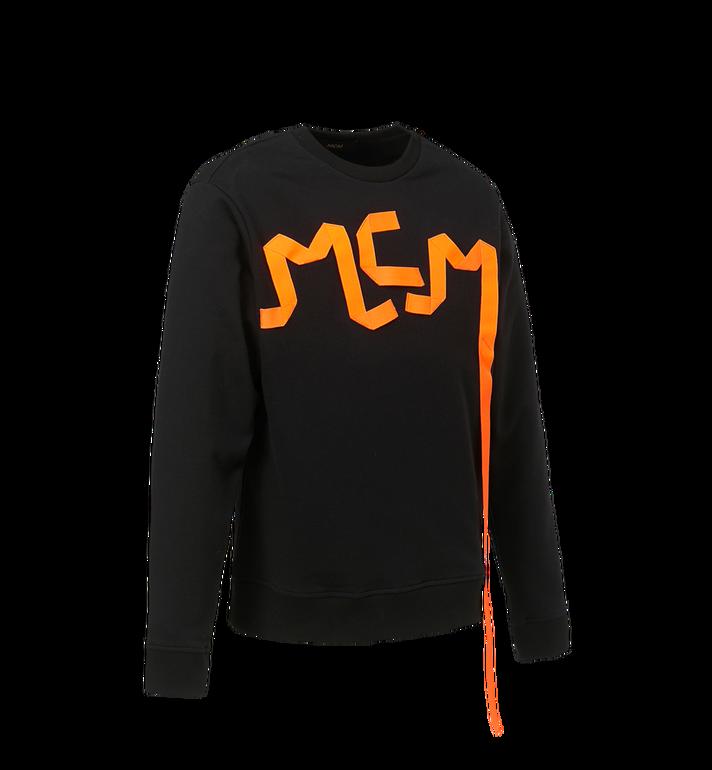 MCM Men's Logo Tape Sweatshirt Alternate View 2