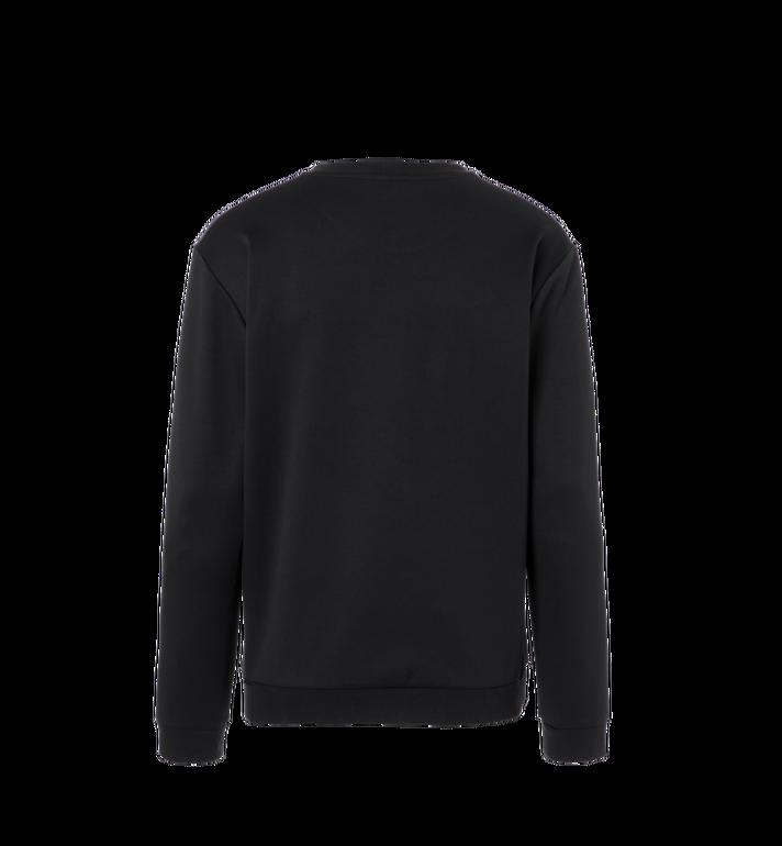 MCM Men's Crystal Detail Logo Sweatshirt Alternate View 3