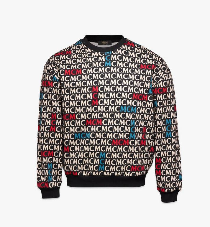 MCM Men's Monogram Sweatshirt Alternate View