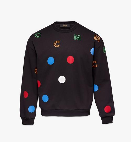 Men's Polka Dot Sweatshirt