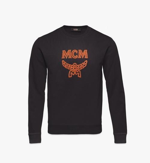 男士經典 logo 毛衣