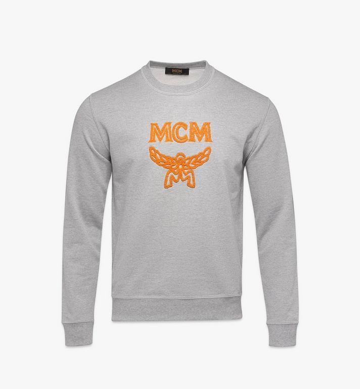 MCM Sweat-shirt logo classique pour homme Alternate View