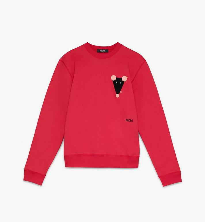MCM Men's Year Of The Mouse Mockneck Sweatshirt Alternate View