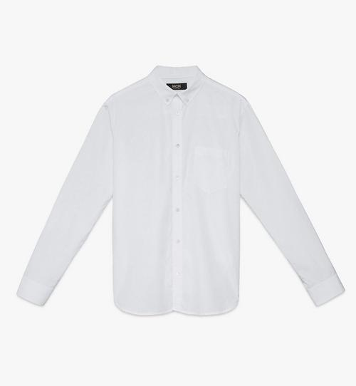 Men's Jacquard Monogram Shirt
