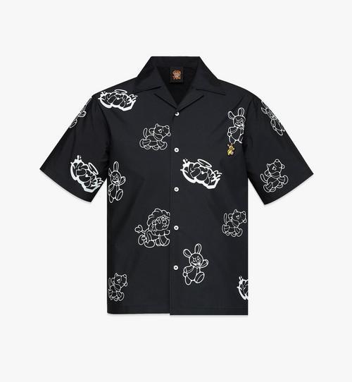 MCM x SAMBYPEN 男士短袖襯衫