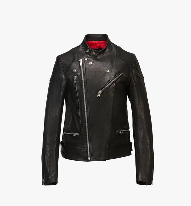 Men's Leather Rider Jacket