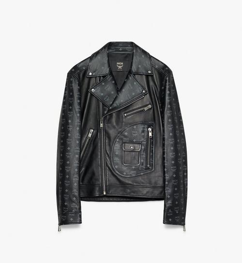 Men's Rider Jacket in Visetos