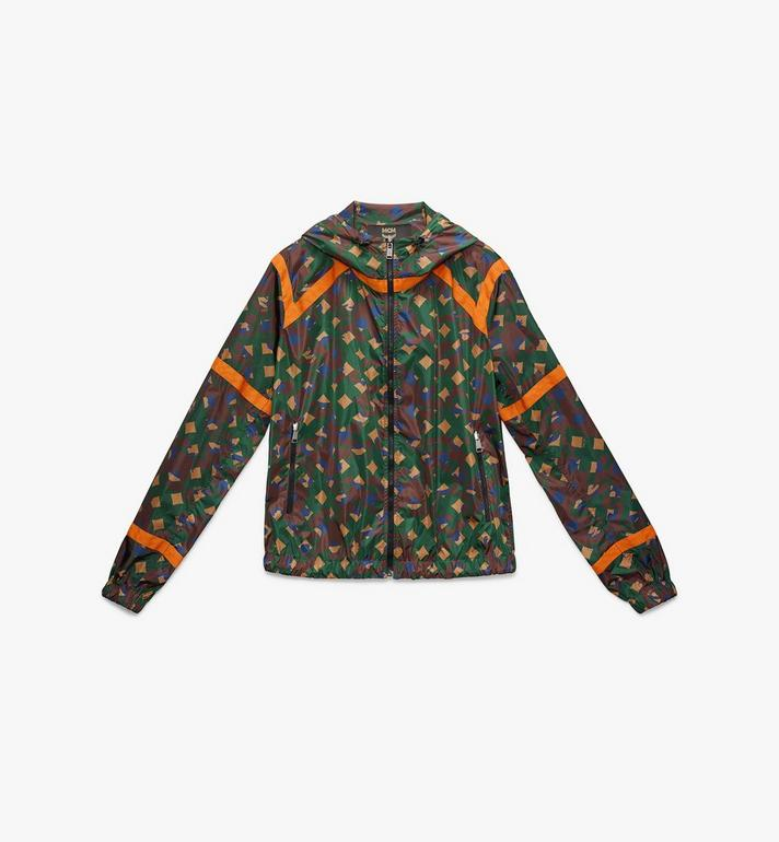 MCM WINDBREAKER-MNYLONCAMO Alternate View