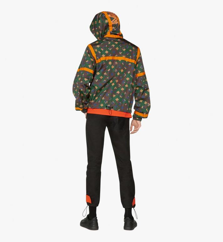 MCM WINDBREAKER-MNYLONCAMO  2058 Alternate View 4