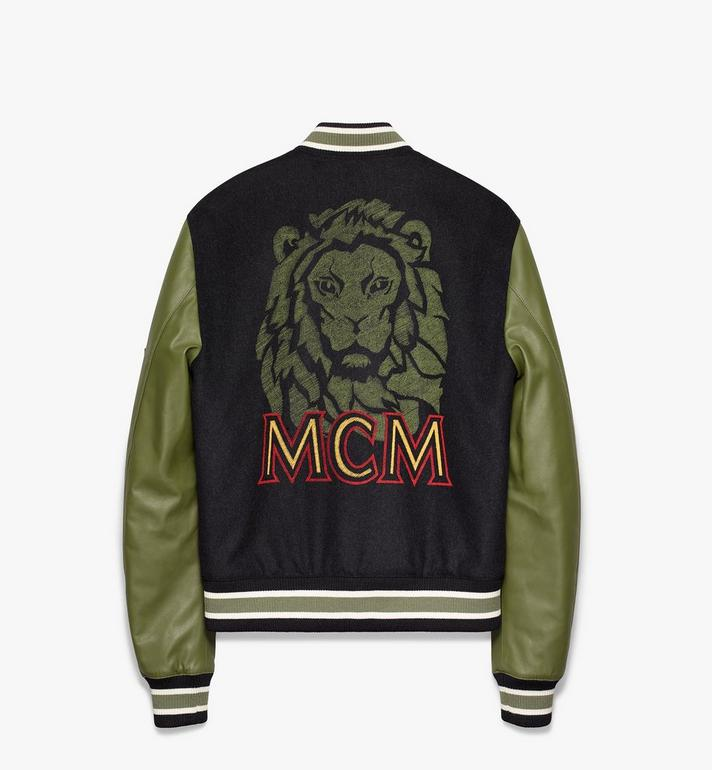 MCM Herren-Bomberjacke Munich Lion Alternate View 2