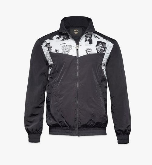 Men's Wunderkammer Track Jacket in Nylon
