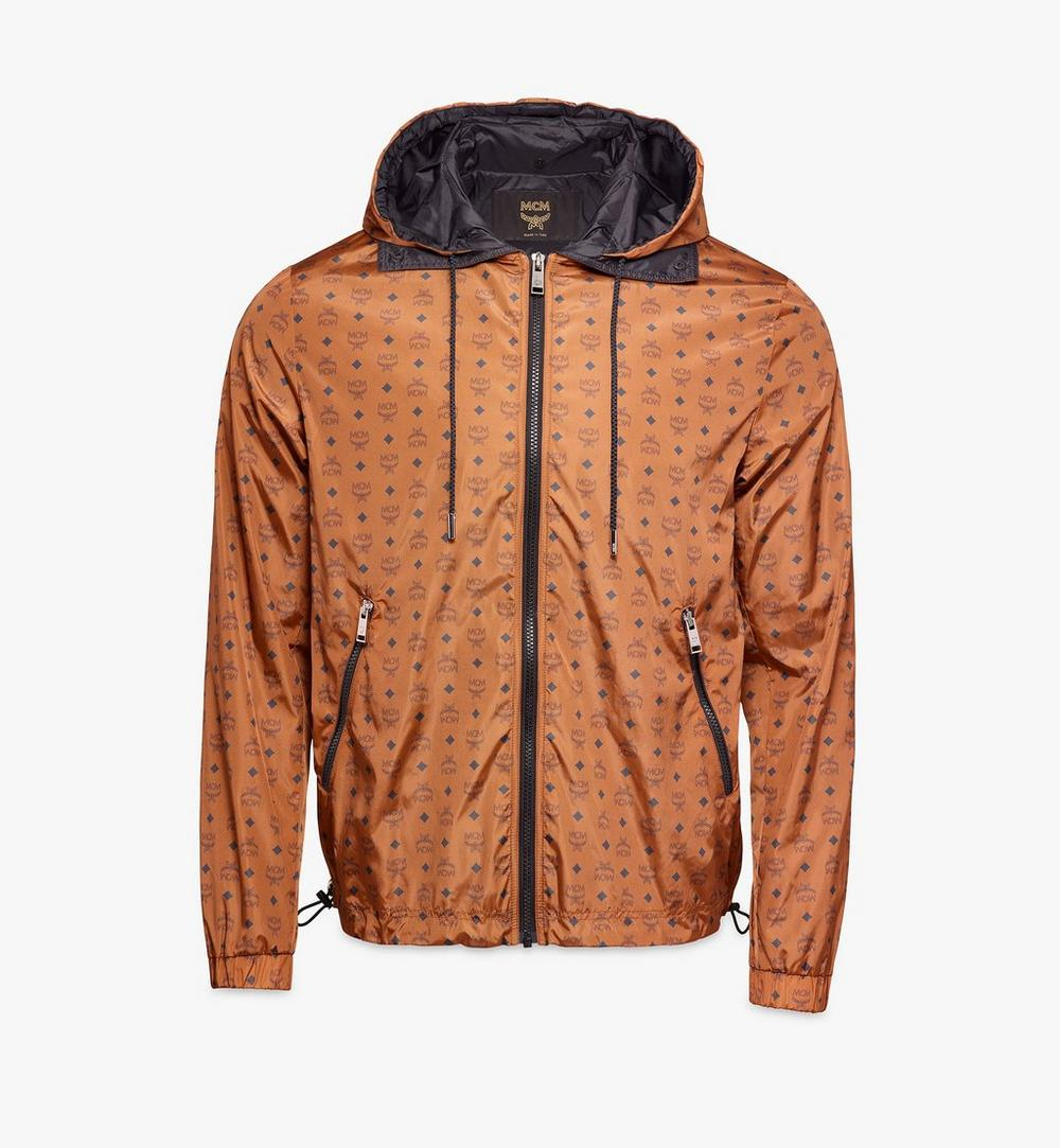 Men's Windbreaker in Monogram Nylon 1